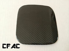 CFAC Carbon Fiber Kevlar Fuel Gas Lid Cover FOR 93 - 97 Honda Civic Del Sol