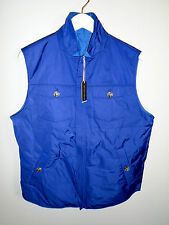 Peter Millar Pick Stitch Collection Vienna Reversible Vest NWT Medium $425