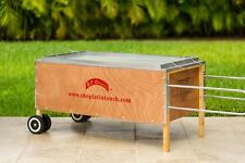 Roasting Box (Caja China) Aluminum 100Lb Pig Roaster La Caja Asadora China Box