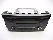 Nissan Altima 2013-2015 CD MP3 radio w/ Aux Input. NEW factory stereo