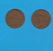 Westphalie Jérôme Napoléon 3 centimes Cuivre 1812 Cassel
