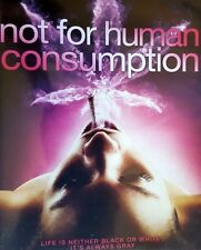 NOT FOR HUMAN CONSUMPTION DVD NR UNRATED drugs legal Marijuana incense true plot