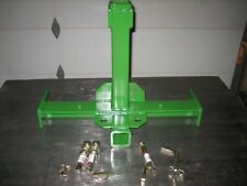 3 Three Point Combo Hitch John Deere Green Imatch Compatible with all pins inc.
