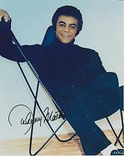 Johnny Mathis  Autograph , Hand Signed Photo
