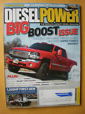 Diesel Power Magazine November 2013-Prius vs.Tank- How To Dispose Of Your Hybrid