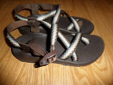 CHACO Z/2 UNAWEEP SPORT SANDALS WOMEN'S 11 M BROWN NUTMEG RTL $105