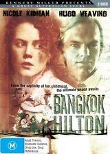 BANGKOK HILTON 1989 2DVD RARE AUSSIE DRAMA NICOLE KIDMAN GEORGE MILLER MINI