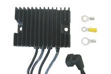 32 Amp Black Finned Voltage Regulator 1989-99 Harley-Davidson Compu-fire 55120