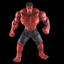 "10"" Marvel Universe Avengers action Figure Incredible RED HULK Collection"
