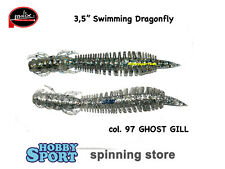 "DRAGONFLY 3,5"" MOLIX col 97 GHOST GILL CONF 8 PEZZI"