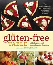 The Gluten-Free Table: The Lagasse Girls Share Their Favorite Meals-ExLibrary