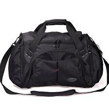 Zebella Mens Large Holdall Gym Sports Bag Sports School Travel Luggage Duffle...