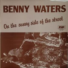Benny Waters-On The Sunny Side Of The Street-JSP 1027-ENGLAND