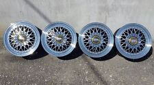 "BBS RM 012 15"" 6.5j et33 VW Golf mk1 mk2 ORO LUCIDO NO RS OZ"