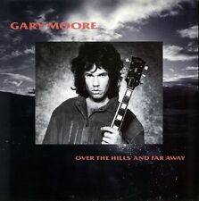 "GARY MOORE Over The Hills And Far Away 1986 12"" vinyl single EXCELLENT CONDITION"
