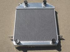1939 1940 1941 Ford Flathead V8 Engine Lightweight Aluminum Radiator 3 Row Core