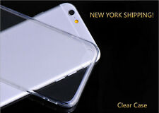 Ultra Thin Clear Crystal Rubber TPU Soft Case Cover For 4.7'' Iphone 6
