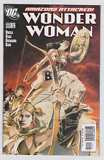 Wonder Woman #223 2006 DC Movie Diana Prince Rucka Richards Jones cover Amazons