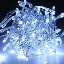 2M 20 LED String Fairy Lights Indoor/Outdoor Xmas Christmas Party,White