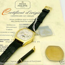 Patek Philippe Calendario Eterno-ORO 18ct-New Old Stock-Ref. 5040 del 2000