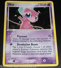 Mew # 040 Nintendo Black Star Promo 40 HOLO Pokemon Card NEAR MINT