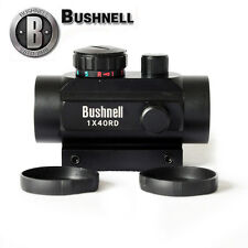 Bushnell 1x40RD Holographic Red/Green Dot Sight Rifle Scope Fit 11mm/20mm Rail