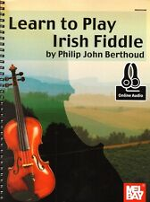Learn to Play Irish Fiddle with Online Audio