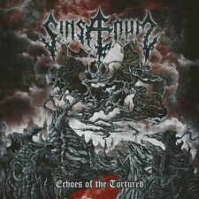 SINSAENUM ECHOES OF THE TORTURED CD ALBUM (July 29th 2016)