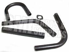 Exhaust Header Pipe U-weld Kit for Briggs Tecumseh Go Kart Fun Cart Minibike