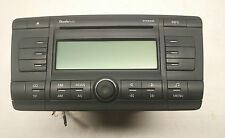 1Z0035161B Original Skoda Octavia II Autoradio CD Radio Player