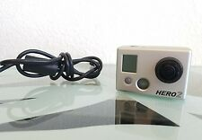 GoPro Hero2 with power cord and battery bundle