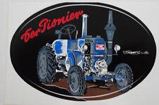 Aufkleber LANZ BULLDOG Der Pionier Traktor Schlepper Sticker Autocollant 80er