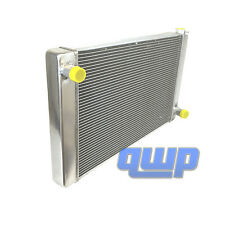 "New Aluminum Racing Radiator fits Chevy GM Style Universal  31"" x 19"" x3"""