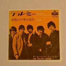 "ROLLING STONES - Tell me - 1964 ORIGINAL JAPAN 7"" SINGLE HIT-388"