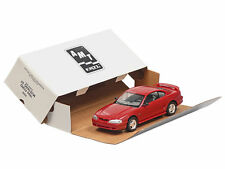 1:25 Scale 1994 Mustang GT Model AMT Ertl 6295 Promo Laser Red NIB Ford