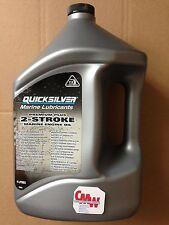 Quicksilver Premium Plus 2-Takt Außenborderöl 4 L