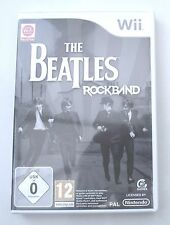 The Beatles Rock Band Wii