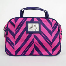 New! Clinique Milly Cosmetic Makeup Bag Zipper Pouch Handbag