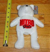 1999 WCW NWO Racing Champions Nitro Girls Beanie Baby Bear WWF Series 1