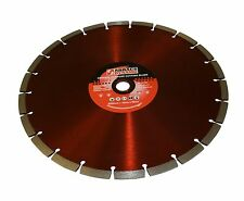 "12"" Diamond Cutting Blade Disc 300mm x 20mm Fits STIHL TS350 TS400 TS410"