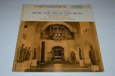 A New Sound in America For Organ And Brass~E. Power Biggs~Columbia MS 6117