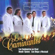En Vivo Desde Tijuana San Diego y Mexicali Los Caminantes CD Brand New Ship Fast
