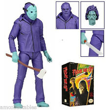 NECA FRIDAY THE 13TH - JASON VOORHEES VIDEO JUEGO FIGURA TEMA MÚSICA NUEVO
