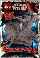 Lego Star Wars ™ - Millenium Falcon incl. plano de edificio! - Limited Edition