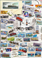 vintage CANADA Canadian PLANES TRAINS AUTOMOBILES SHIPS ETC. stamps lot A9  MNH