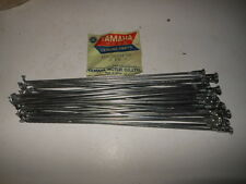 NOS OEM Yamaha Moto Bike J60 Spokes Set QTY28 J60-25304-00