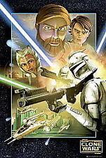 STAR WARS: CLONE WARS - SEASON 2 [4 DISCS] NEW DVD