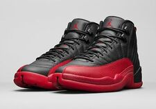 2016 Nike Air Jordan 12 XII Flu Game Bred Size 12. 130690-002 1 2 3 4 5 6