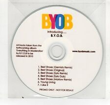 (GO14) BYOB, Best Shoes / Young Living - 2010 DJ CD