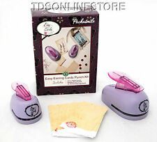 Easy Earring Punch Kit For Earring Cards -Two Hole & Leverback w Cards
